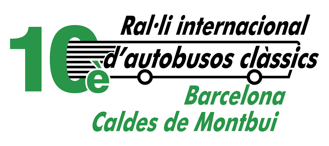 Rallye International de Bus Classique — BusclassicBCN