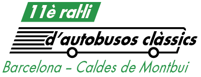 Barcelona Classic Bus Rally — BusclassicBCN